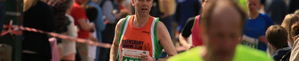 Bergen half-marathon