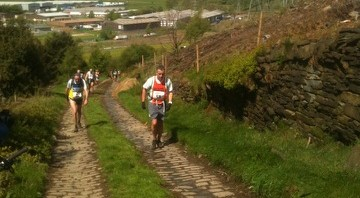 Calderdale Way Relay 2014