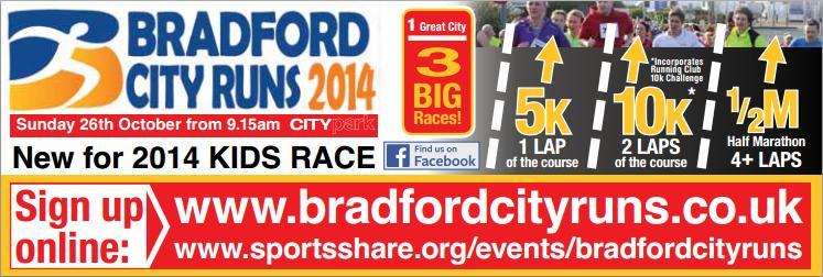 Bradford City Run