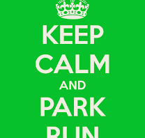 Park Run results (15th August 2015)