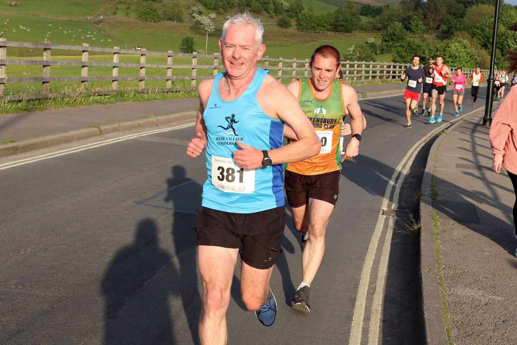 Hollingworth Lake 5k Race 4, 22nd may 2019 | Queensbury RC