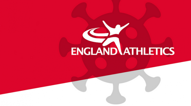 Updated running guidance from england athletics